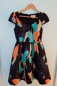 Anthropologie Moulinette Soeurs Pinion Dress